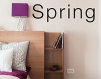 Spring. Interior