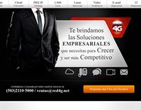 Empresarial - Red4G
