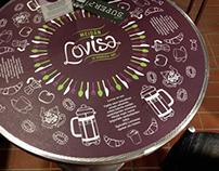 Brand fresh-up: Meidän Lovisa