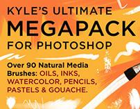 Kyle's Megapack Photoshop Brushes