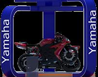 Yamaha Stand Render