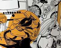 Studio Manga Mug