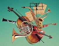 Petite Symphonie and Missa Brevis