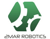 2Mar Robotics Logo Design