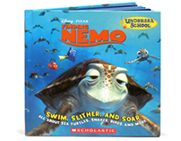 Finding Nemo 10 Book Set