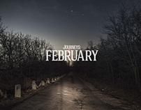 Journeys: February