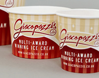 Giacopazzis | Branding, Packaging & Marketing Brochure