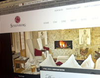 Steenberg Hotel - website redesign