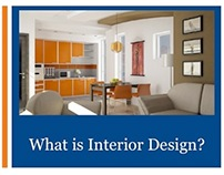 What is Interior Design Presentation