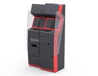 The Tebox kiosk