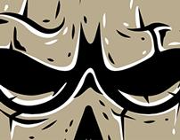 Skull For King Monster