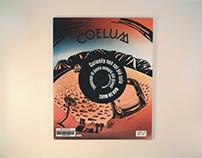 Coelum Magazine - Redesign