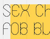 MoneyTalks Typeface
