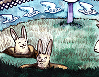 The Roundabout Rabbits