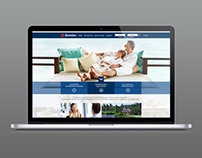Diseño web Banamex