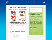 Silk Canada + Kashi