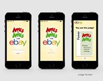 2012 eBay Hackathon - 1st Place