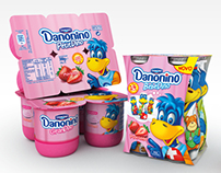DANONINO - PACKAGING 2014
