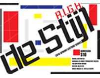AIGA DeStijl Event Design