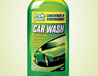 Simple Green Car Wash