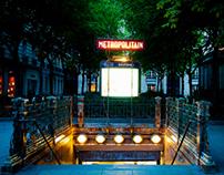 Paris Metropolitain