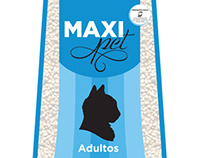 Maxiper Cat Food Packaging