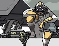 The Star City Series #5 - Habitation Control Unit