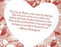 Cincinnati Shakespeare Co Presents Romeo and Juliet