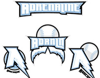 Logo / T-shirt Design - Adrenaline Softball