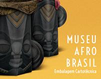 Museu Afro Brasil - Embalagem Cartotécnica