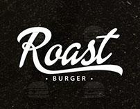 Identidade Visual - Roast Burger