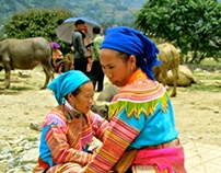 Vietnam Hill Tribes