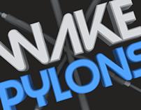 Wake Pylons Logo