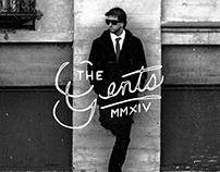 The Gent's Barbershop Branding