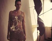 Seashell Dress (non-textile)