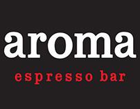 Aroma Espresso Bar Spec Work