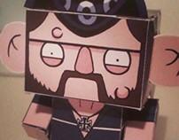 Kerrang! Cubeheads