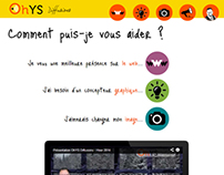 Web creation / Créations web