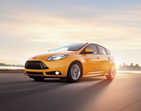 Ford Focus ST Sessions / Digital Campaign