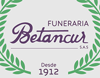Rediseño de Marca, Funeraria Betancur