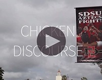 """Chicken Discourse"" - a short documentary"