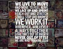 Women's Training - Nike Training Club