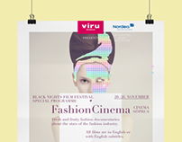 Fashion Cinema identity&illustration