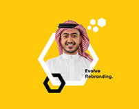 Evolve - Rebranding