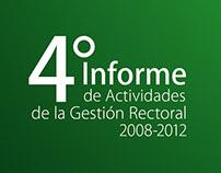 4° Informe UNICACH 2008-2012