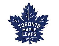 Toronto Maple Leafs logo redesign concept