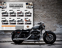 Diverse communicatie-uitingen – Harley-Davidson Finance
