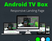 Android TV Box – Landing