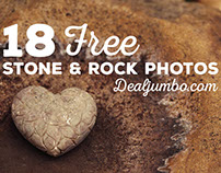 18 Free Stone & Rock Photos
