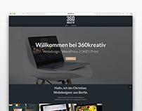Webdesign 360kreativ